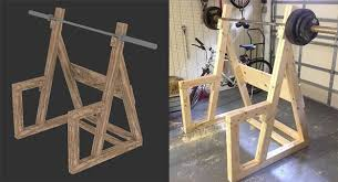 squat rack ideas diy projects craft ideas u0026 how to u0027s for home