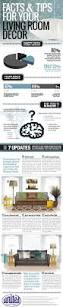 home decor infographic fact and tips for your living room