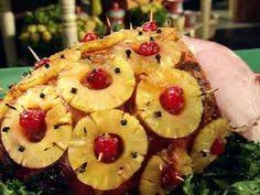 fashioned glazed ham recipe paula deen hams and glaze