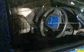renault lodgy modified locally produced renault lodgy mpv interior view spied