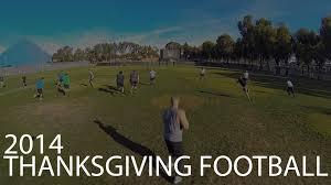 gopro 2014 thanksgiving football