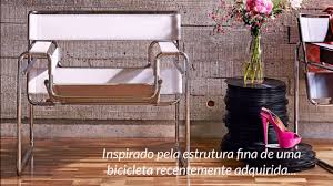 wassily poltrona poltrona wassily essência móveis de design