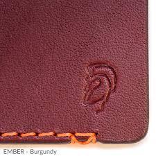 Texas Travel Wallets images Nomad passport travel wallet full grain leather handmade jpg