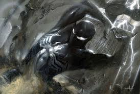 gabriele dell u0027otto tribute kraven u0027s hunt black spider