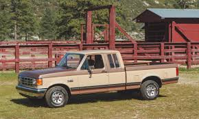 Ford F150 Truck 1995 - ford f series a brief history autonxt