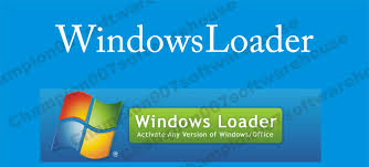 windows loader 7 8 8 1 10 champion007 software house