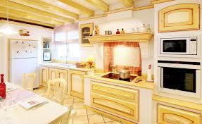 carrelage mural cuisine provencale moderne originale aixen provence