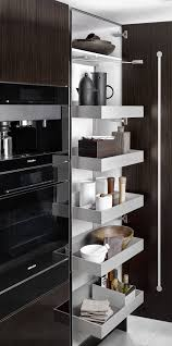Accessories For Kitchens - siematic multimatic kitchen organization for more storage