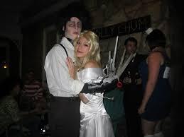 Edward Scissorhands Costume Edward Scissorhands For Halloween 2012