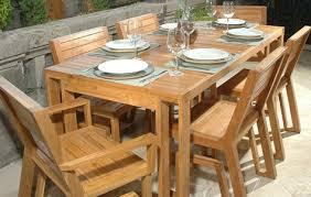 top ten teak dining table designs 3rings