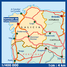 Spain Map World by 571 Michelin Regional Map Galicia Spain Spain Maps Where Are