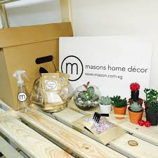 Home Decor Shop Online Singapore Terrarium Singapore By Masons Home Decor Arguably The Best