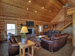 Cabin 5000 Sq Ft Log Cabin 7 Br Sleeps Up To 40 Vrbo