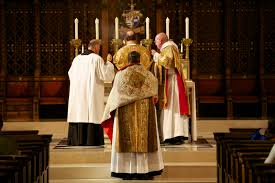 new liturgical movement friday u0027s extraordinary form mass at the