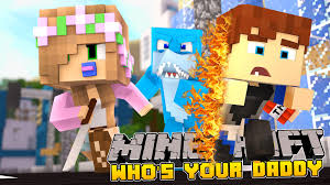 minecraft whos your daddy little kelly blows up the