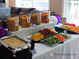 Kids Party Food Ideas Buffet by The 25 Best Graduation Party Foods Ideas On Pinterest