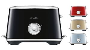 Toaster Small Breville Luxe 2 Slice Toaster Toasters Small Kitchen