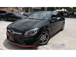 mercedes 250 black mercedes cla250 2014 amg 2 0 in kuala lumpur automatic coupe