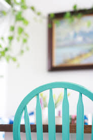 a chair makeover and our dining room jest cafe