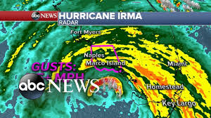 Naples Florida Map Storm Conditions Intensify In Naples Florida Youtube