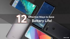 android battery 12 effective ways to save battery on your android device