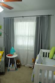 Grey Curtains For Nursery by Creating A Cozy Sleep Space With Curtains Loving Here