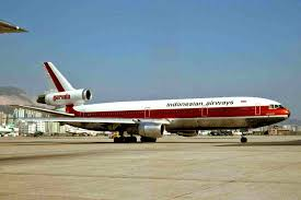 Garuda Indonesia Garuda Indonesia Flight 865