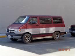 Dodge Ram Van - 1996 dodge ram van 1500 slt by eyecrunchyfraug on deviantart