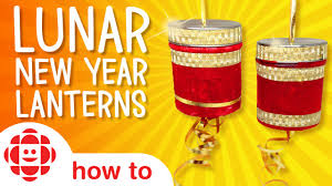 diy lunar new year lanterns monkey makes crafts for kids youtube