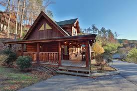 log cabin luxury homes 1 bedroom bedrooms smoky mountain cabin rentals