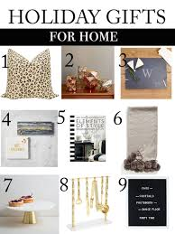 Gifts For Interior Designers Holiday Gifts For Everyone Cc And Mike Lifestyle And Design Blog