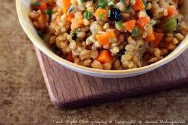 cuisiner le petit eautre recette de petit épeautre à la brunoise de légumes en cocotte la