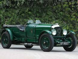 bentley old bentley speed 6