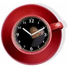horloges murales cuisine amazon fr horloge cuisine