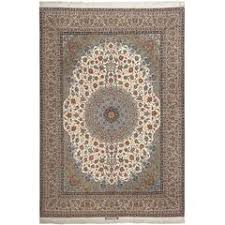 Fine Persian Rugs Isfahan Fine Persian Rug For Sale At 1stdibs