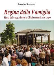 apparizione madonna delle ghiaie indice libro la famiglia e la vita umana nel messaggio di ghiaie