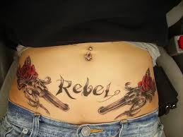 amazing rebel flag tattoos designs and ideas