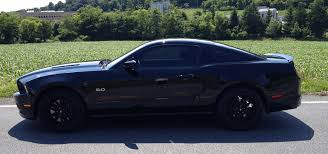 All Black 2013 Mustang Plasti Dip Brembo Wheels The Mustang Source Ford Mustang Forums