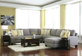 White Sectional Sofa With Chaise Chaise 3 Piece Sectional With Modular Chaise Smoke By Factory