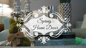 spring home decor youtube