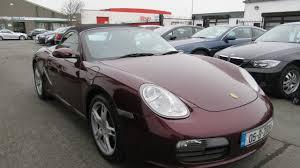 Review 2005 Porsche Boxster Youtube
