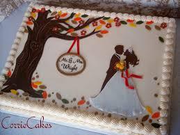 wedding sheet cake simple wedding cake ideas for fall wedding project on cakes