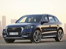 is there a audi q5 coming out 2017 audi q5 rendering is the most accurate yet with hints