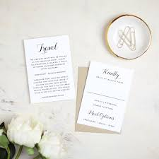 instant printable wedding invitation template calligrapher