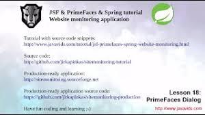 tutorial java primefaces jsf tutorial 43 jsf validate double range exle clipzui com