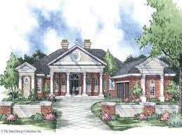 Greek Revival Home Plans by 6 Southern Greek Revival Home Plans Southern Plantation Home