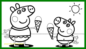 peppa pig coloring pages a4 the best trend peppa pig coloring page with printable for a styles