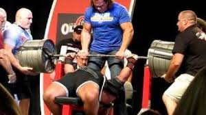 Raw Bench Press Program 410 Raw Bench Press At 154lb 154 Body Weight With Rep Scheme 3 23 15