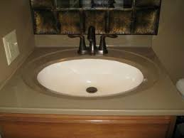 Paint Laminate Vanity Painting A Laminate Counter Top Thriftyfun
