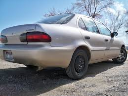 1996 geo prizm 4 dr std sedan geo pinterest sedans and cars